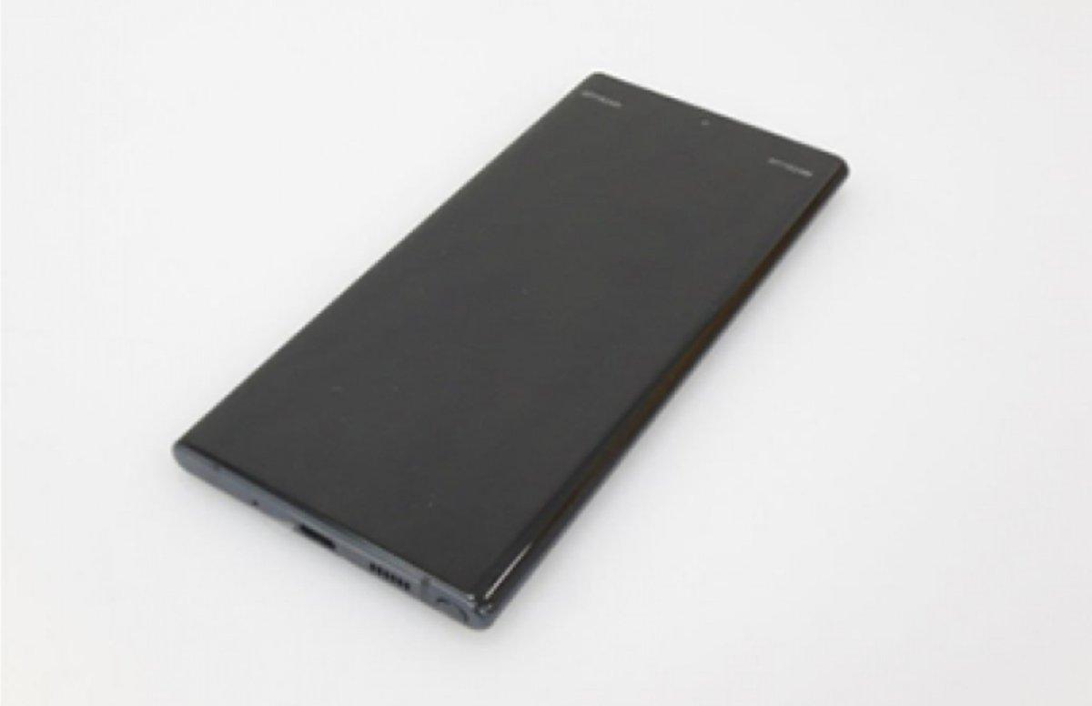 FCC photos confirm Galaxy Note 10 won't have a headphone jack
