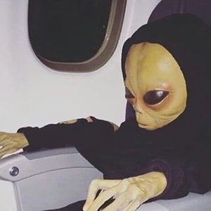RT @yupthatsmebih: Aliens Flying in a jet from Area 51 to LA once they get adopted by rich ass people #Area51 https://t.co/zeHXQOjCm6