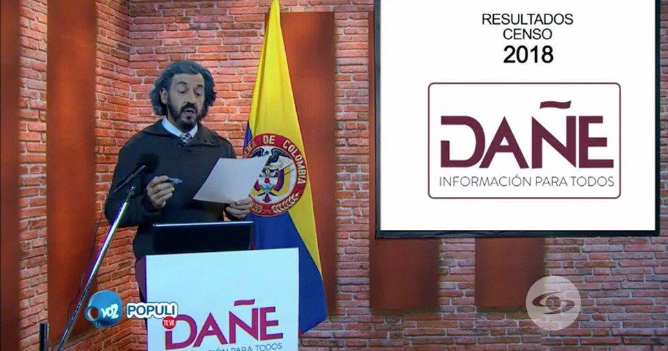 #VozPopuliTeVe | ¡Mariquis, Juanda, cuente bien! ¿Cuántos somos en el país?►http://bit.ly/2XMdsyn