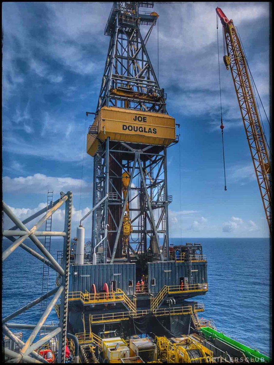 EnscoRowan (Valaris) - Joe Douglas Completing Well in Trinidad & Tobago  ✭ Red Harrelson ✭ <br>http://pic.twitter.com/IhfealVthV