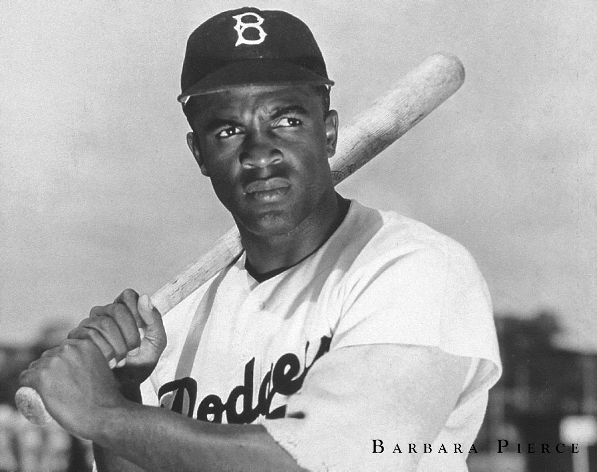 Jackie Robinson was the first Black American to play baseball in the major league. He became one of the greatest players of all time.  #RememberingOurBlackTrailblazersandTheirLegacies is available. Check out my website    http:// bit.ly/2XgjfuN    <br>http://pic.twitter.com/HwfuA9bLBj