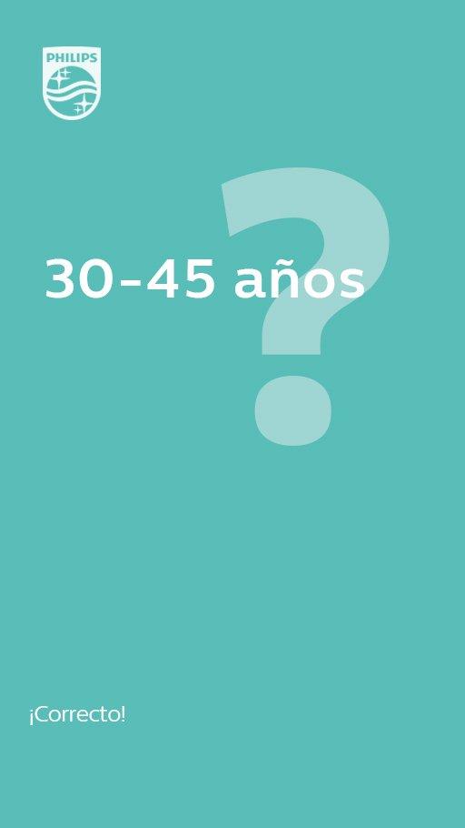#Quiz | ¿Entre qué franja de edad es más común la hipertensión arterial?