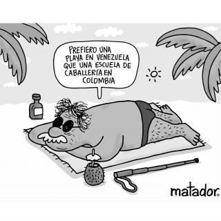 Santrich... Por @matadoreltiempo<br>http://pic.twitter.com/PlchTtRfNQ