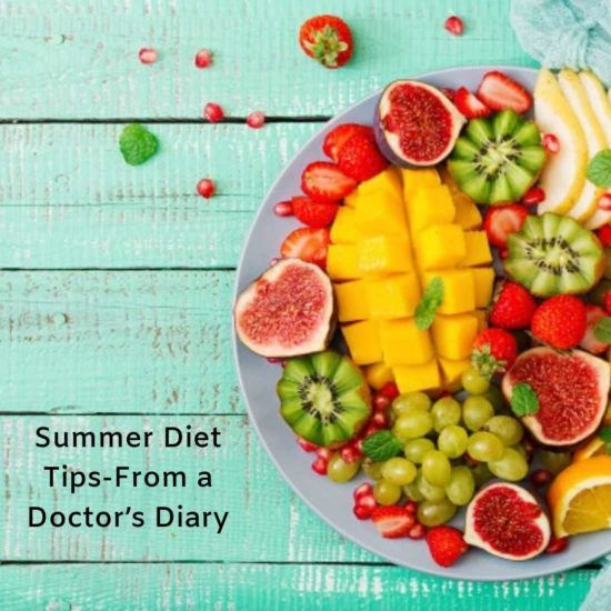 """"""" Summer Diet Tips-From a Doctor's Diary."""" Read More @ https://buff.ly/2JKHqJk  #FamPhy #heart #hearthealth #bookappointment #bookanappointment #oncalldoctor #healthapp #behealthy #healthy #routinecheckup #healthcheckup #doctorathome #homevisit #doctoroncall #delhincr #ncr"""