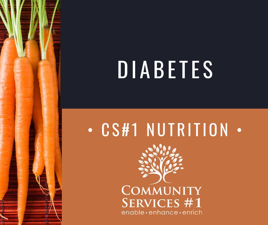 It's National #DiabetesWeek 14- 20 July. Type 1 Diabetes can randomly occur at any age. 90% people diagnosed have no family history. For healthy tips on #diabetes nutrition head to https://communityservices1.org/wp-content/uploads/2018/12/Healthy-eating-diabetes.pdf…