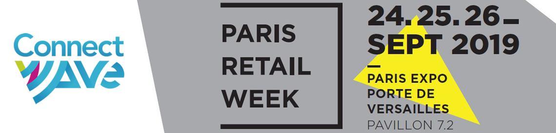 Image for the Tweet beginning: A l'occasion de la #ParisRetailWeek,