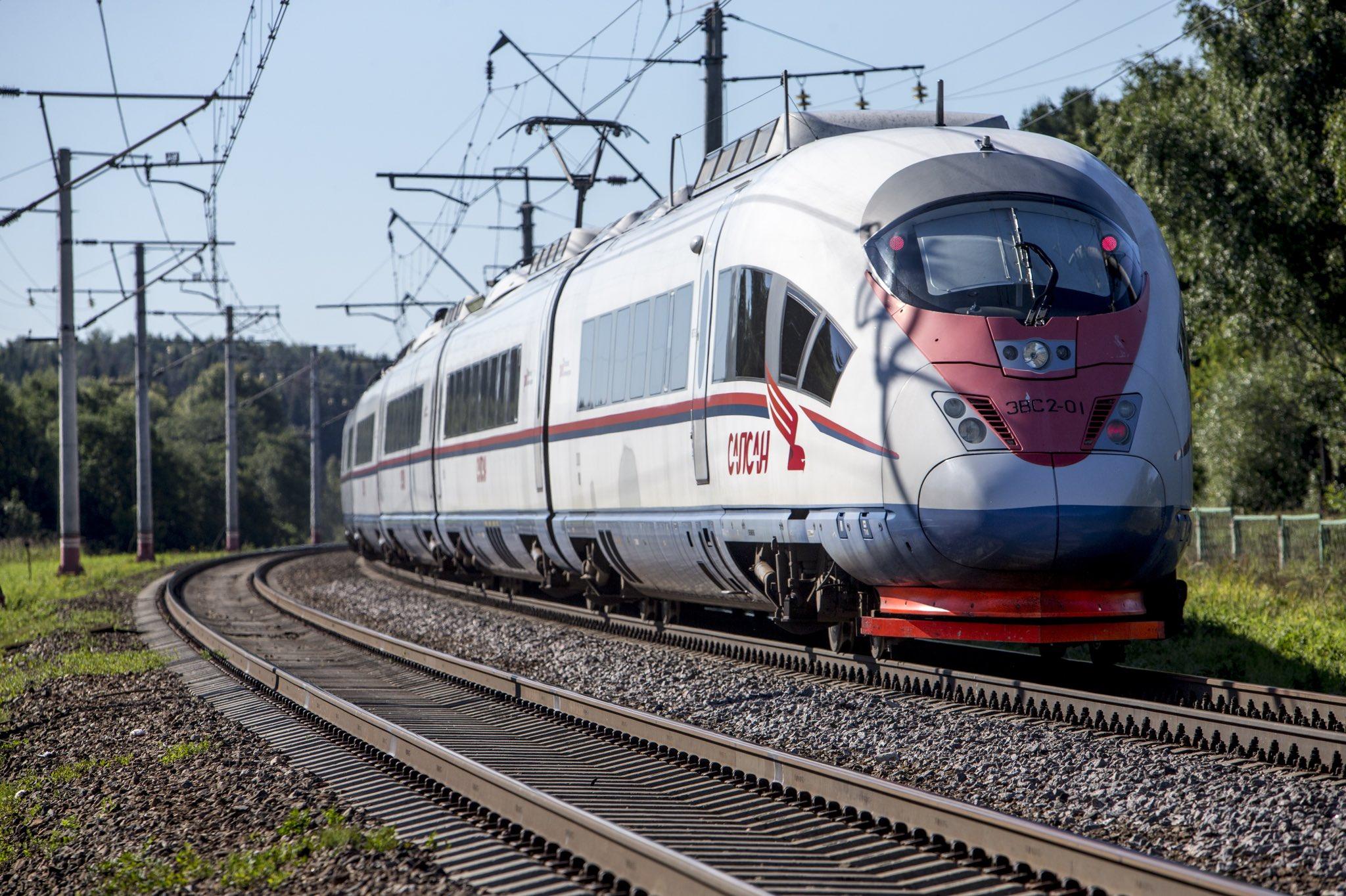 Дополнительные поезда между Санкт-Петербургом и Москвой запустят в сентябре и октябре