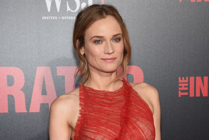 Happy Birthday to Diane Kruger who turns 43 today!