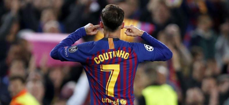 @BBCSport's photo on Coutinho