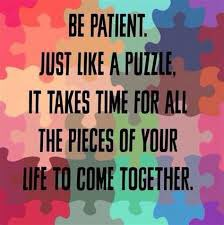 #MondayMotivaton - We go through life picking up puzzle pieces, and we never really know where they'll fit or how they'll come together to form the big picture. I'd spent years trying to fit pieces into places they didn't belong, but never really felt complete. So: <br>http://pic.twitter.com/137KaQHSF5