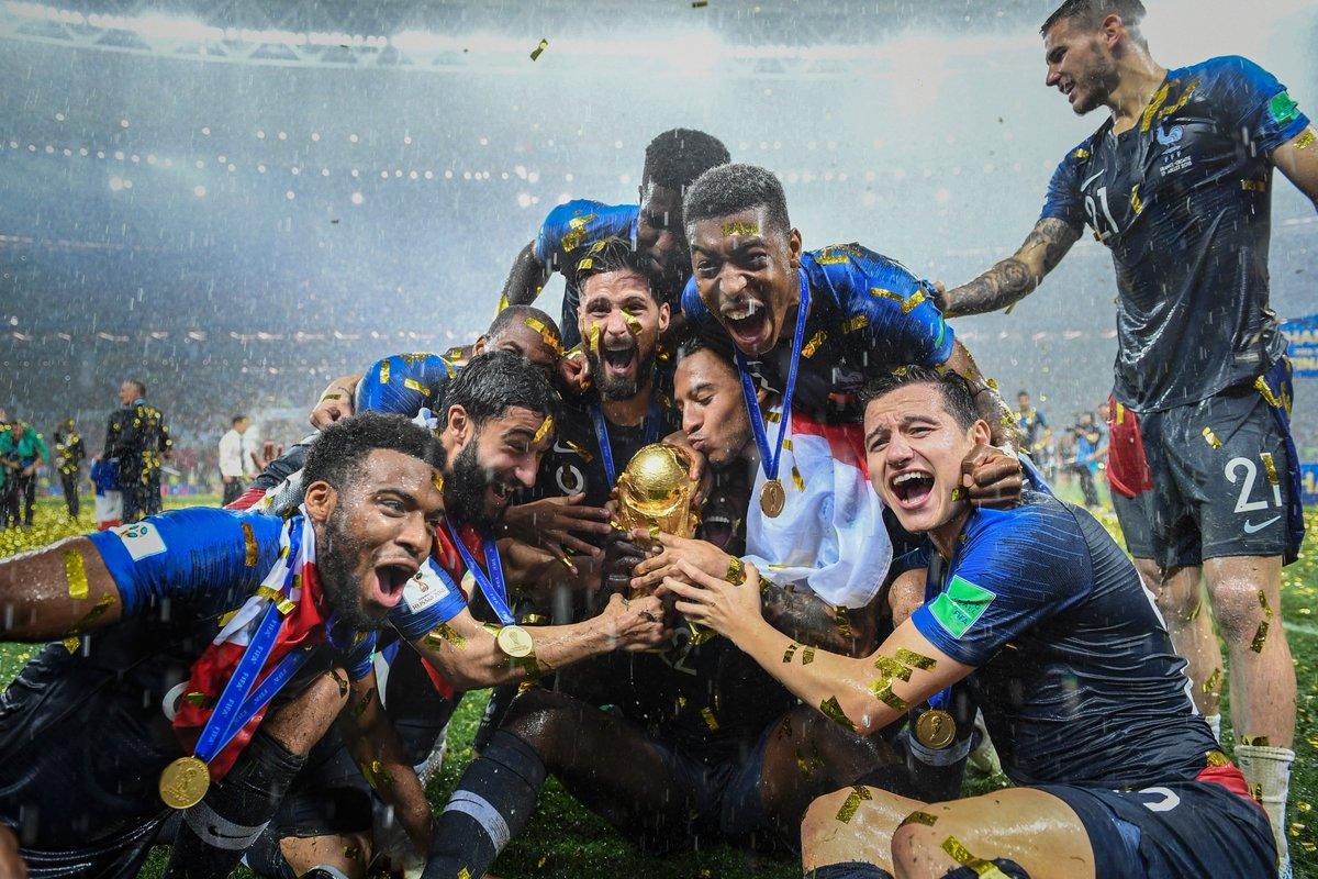 The Favourites for Euro 2020