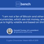 Image for the Tweet beginning: Crypto Chronicles: Weekly Quote #28