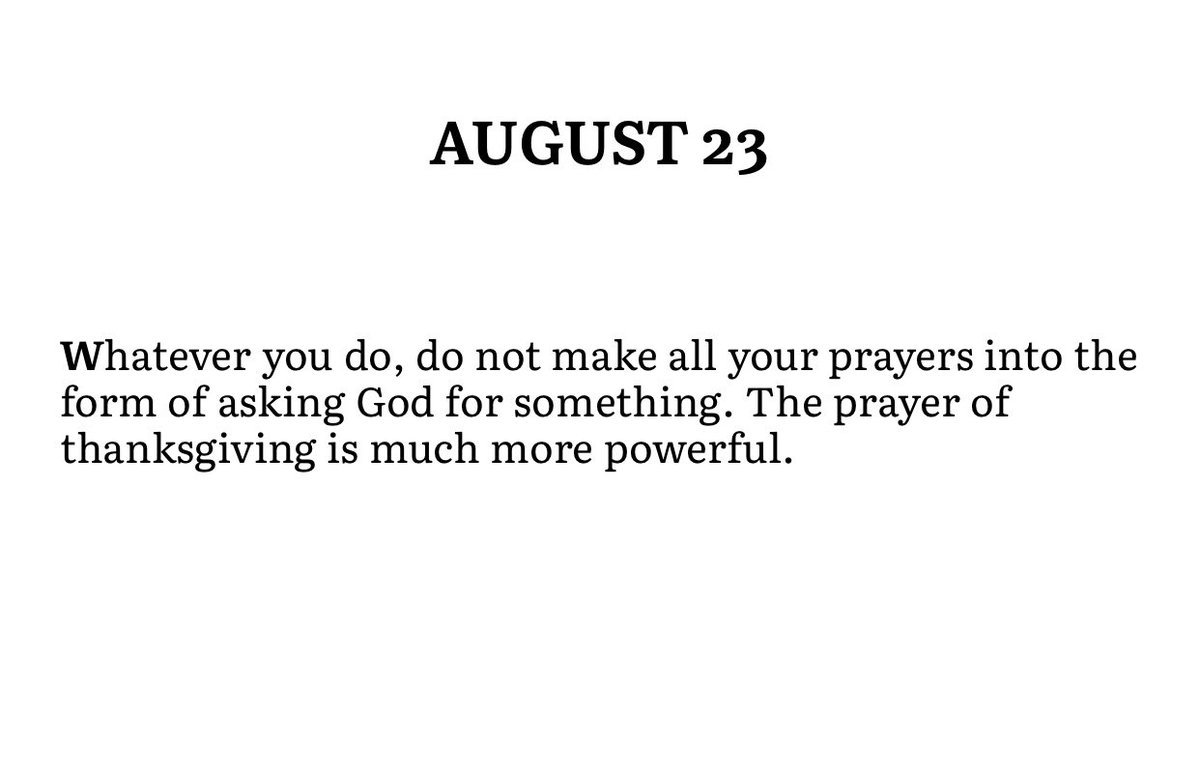 Good Morning Beautiful People   The prayer of thanksgiving is much more powerful  #KaraboMotivates #FridayFeeling<br>http://pic.twitter.com/TwBA9fsFLe