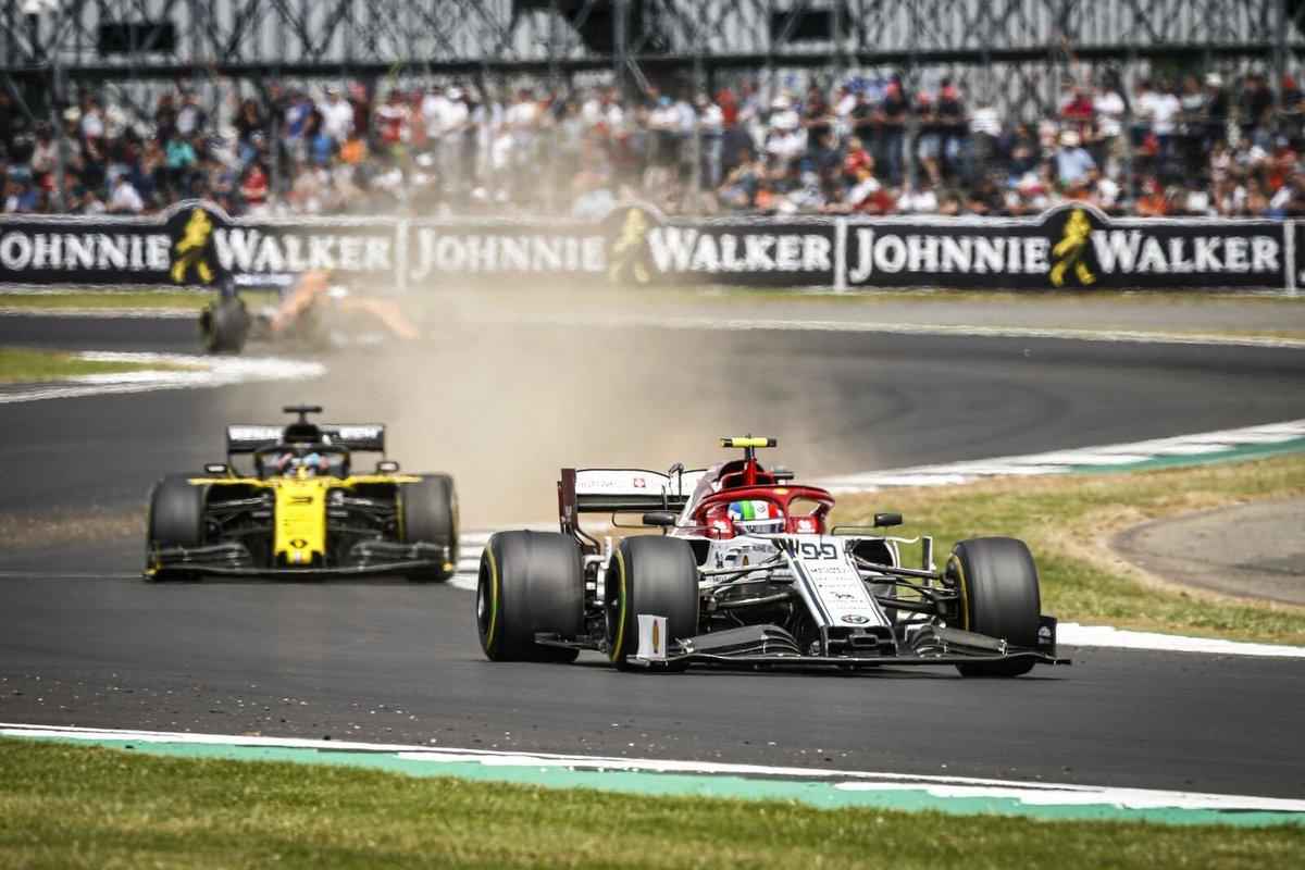 Un guasto tecnico può rovinare un week end di gara, ma non farmi perdere il sorriso. Sono già carico e pronto a pungere nel prossimo GP!  #Hockenheimring ho già iniziato a contare i giorni... 💪🔥 #F1 #formula1 #AG99🐝