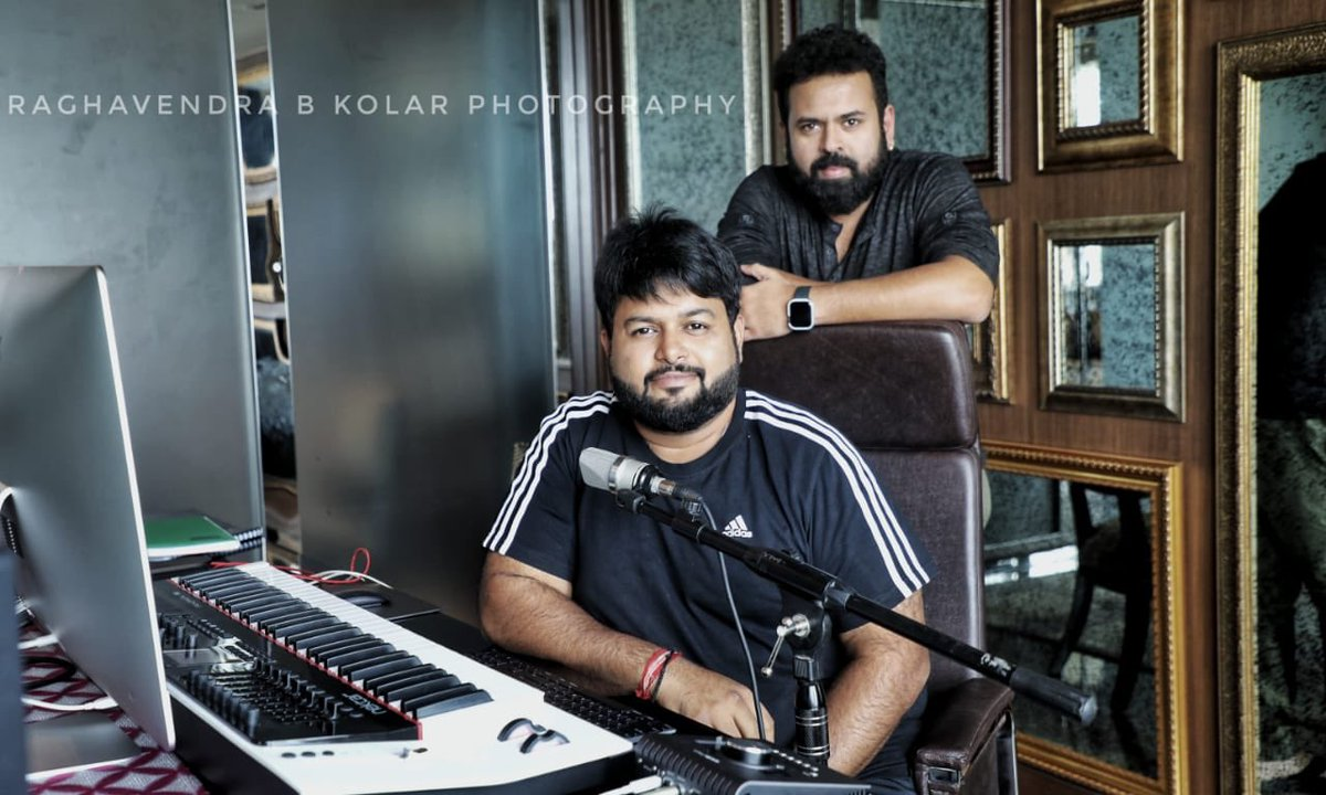 Welcome On-board S Thaman for #Yuvarathnaa - Puneeth Rajkumar | Santhosh Ananddram  ... https://youtu.be/3kaPsP3pQ54 via @YouTube welcome brother Thaman S To Yuvarathnaa Powerfull Audio On the way💪 @MusicThaman @PuneethRajkumar @VKiragandur @hombalefilms @Karthik1423