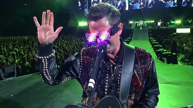 I Muse stregano Milano, la clip del concerto a San...