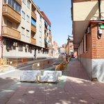 Image for the Tweet beginning: .@ALCBDS_Ayto  renueva las calles