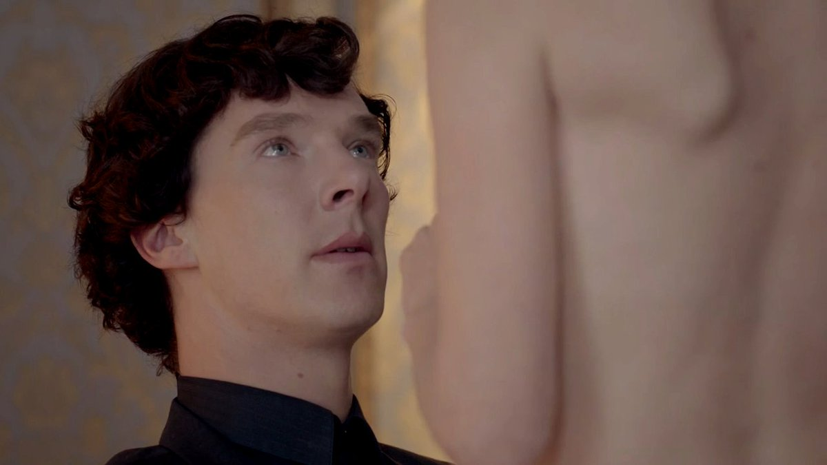 Sherlock nude scenes are most watched on bbc iplayer