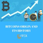 Image for the Tweet beginning: Origin of Bitcoin,   Join us for