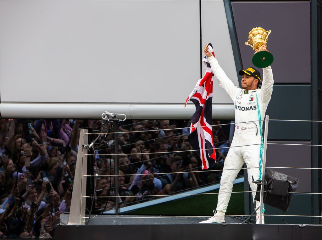 'Lewis Hamilton makes history but F1's future talents deliver the racing' Read @andrewbensonf1's piece from Silverstone: https://bbc.in/2YUZFlo