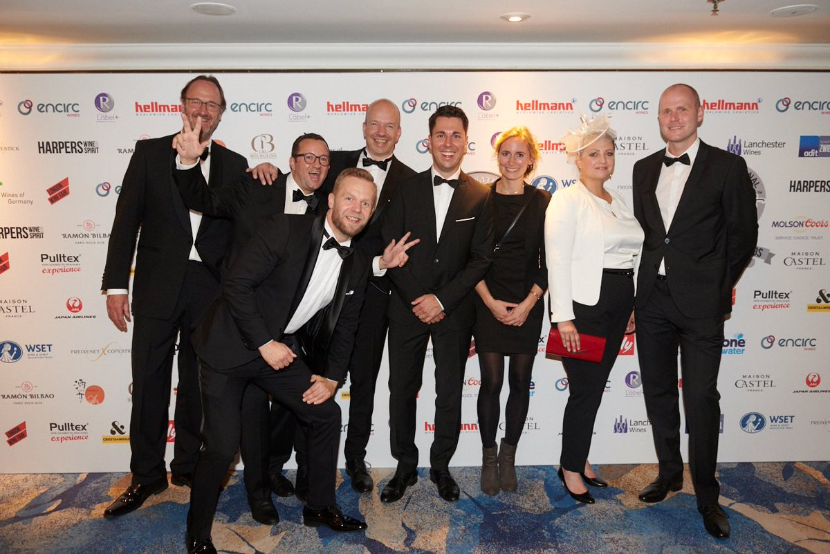 """@theIWSC sponsors #HellmannWorldwideLogistics attended the IWC Awards Dinner at the Grosvenor House Hotel, Park Lane.  The exclusive event (also known as the """"Oscars of the wine trade"""") revealed the highly anticipated winners of the awards. #International #London #WineAwards"""