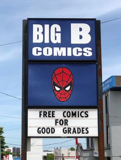 Big B Comics (@bigbcomics)   Twitter