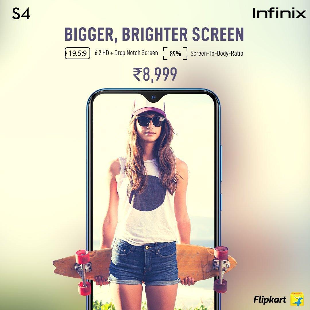 Infinix S4 from @InfinixIndia has best selfie camera at 32