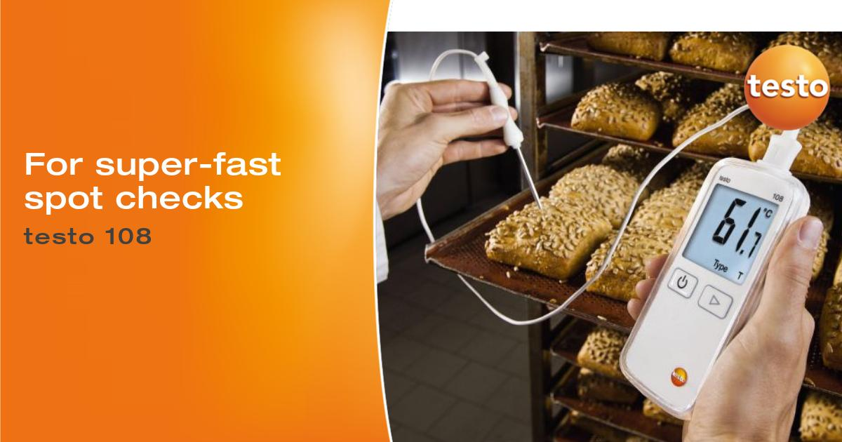 Both butchers and bakers deal with easily spoilt products on a daily basis, for example fresh meat and pastries. Let #Testo help: https://t.co/GhlteY4iCm https://t.co/pQ4xKJbvTW