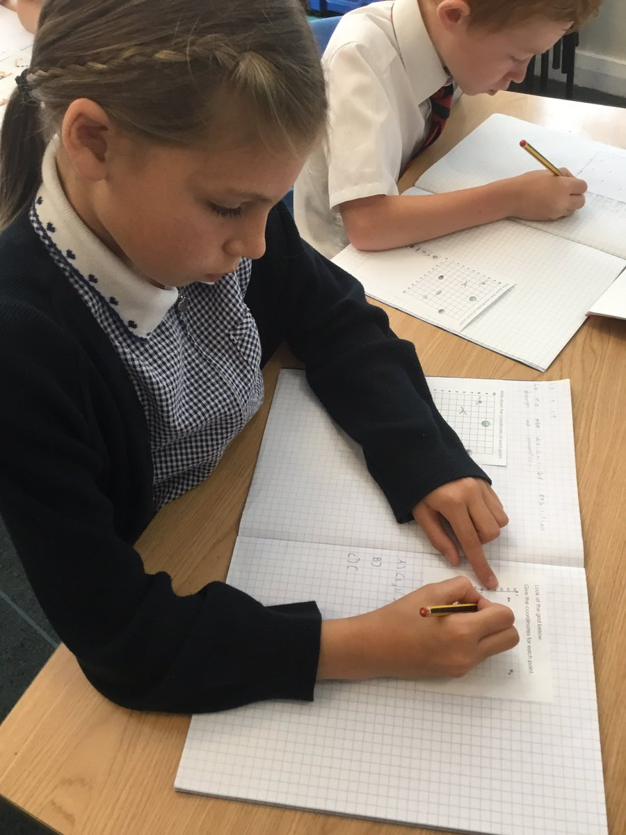 test Twitter Media - We must remember to go along the corridor and up the stairs when plotting coordinates. #gorseymaths https://t.co/zyNH6boANk
