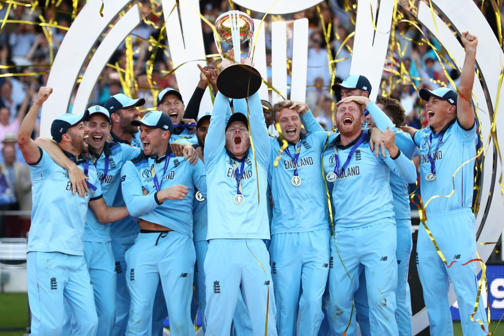 England are world champions! 🏆Did you enjoy the #CricketWorldCupFinal on that super Sunday of sport? Find out how you can get involved in the game - there's something for all ages!Info: https://bbc.in/2IG6lQp#Cricket #GetInspired