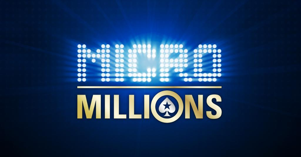 Belgium's 'tamglenn' was the biggest winner on Day 1 of #MicroMillions 15, capturing the Half Price Sunday Storm for $24,723.91.  Ten more champions will be crowned on Day 2, which is already under way.  ℹ️ http://psta.rs/2JmWn3Y