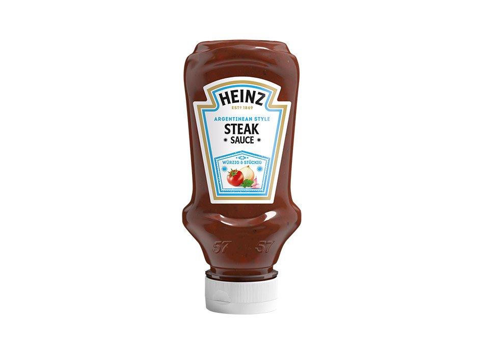 Heinz Steak Sauce 250g 8 81oz Squeeze Sauces From Germany 8715700414386 Ebay