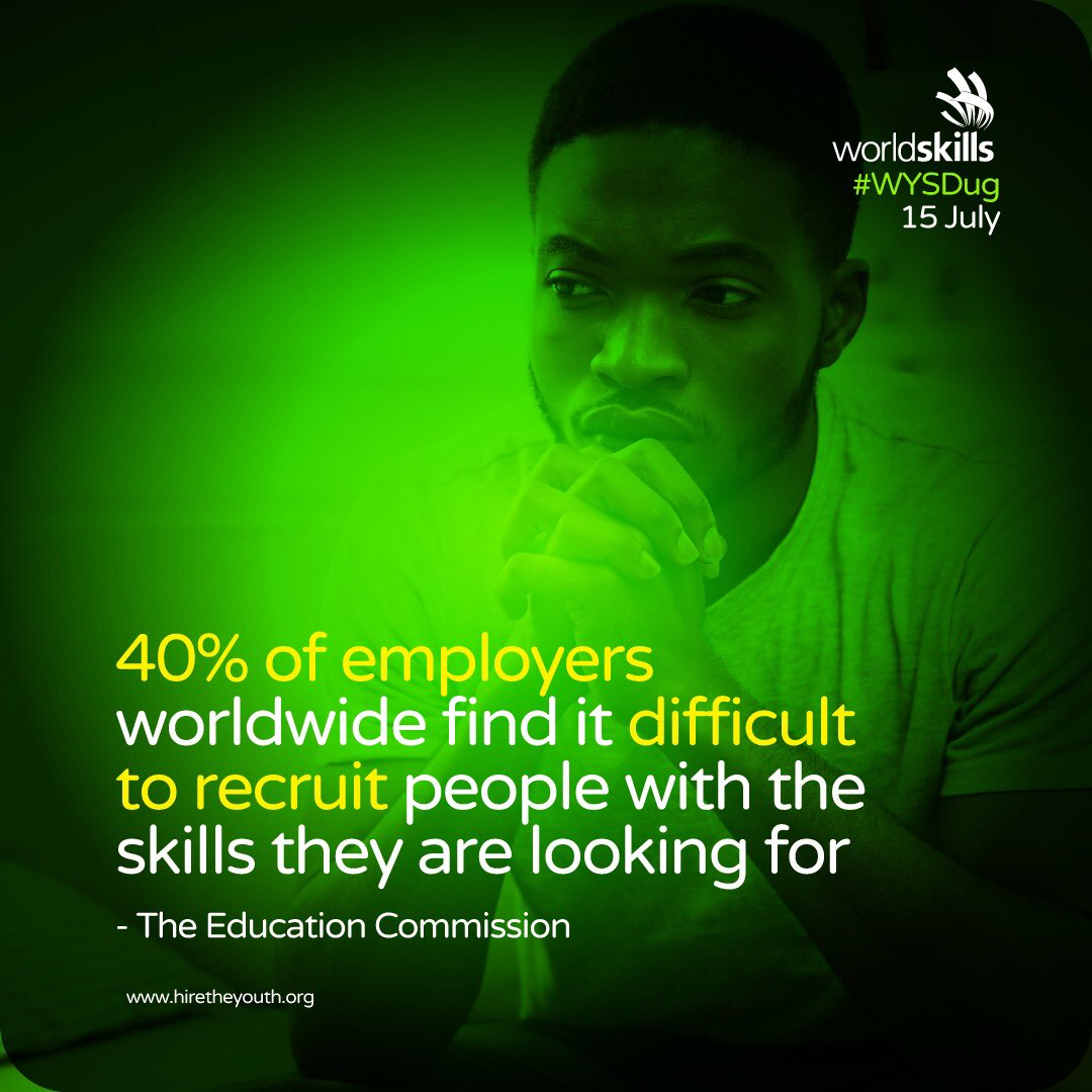 Which skills should young people acquire to be prepared for an independent life? #WYSDug<br>http://pic.twitter.com/FprE4T0Fql
