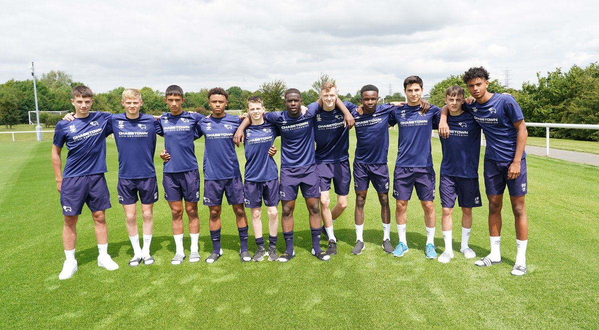 #DCFCU18s began pre-season with a win at the Training Centre on Saturday! 💪 Report 👉 thera.ms/18wigan
