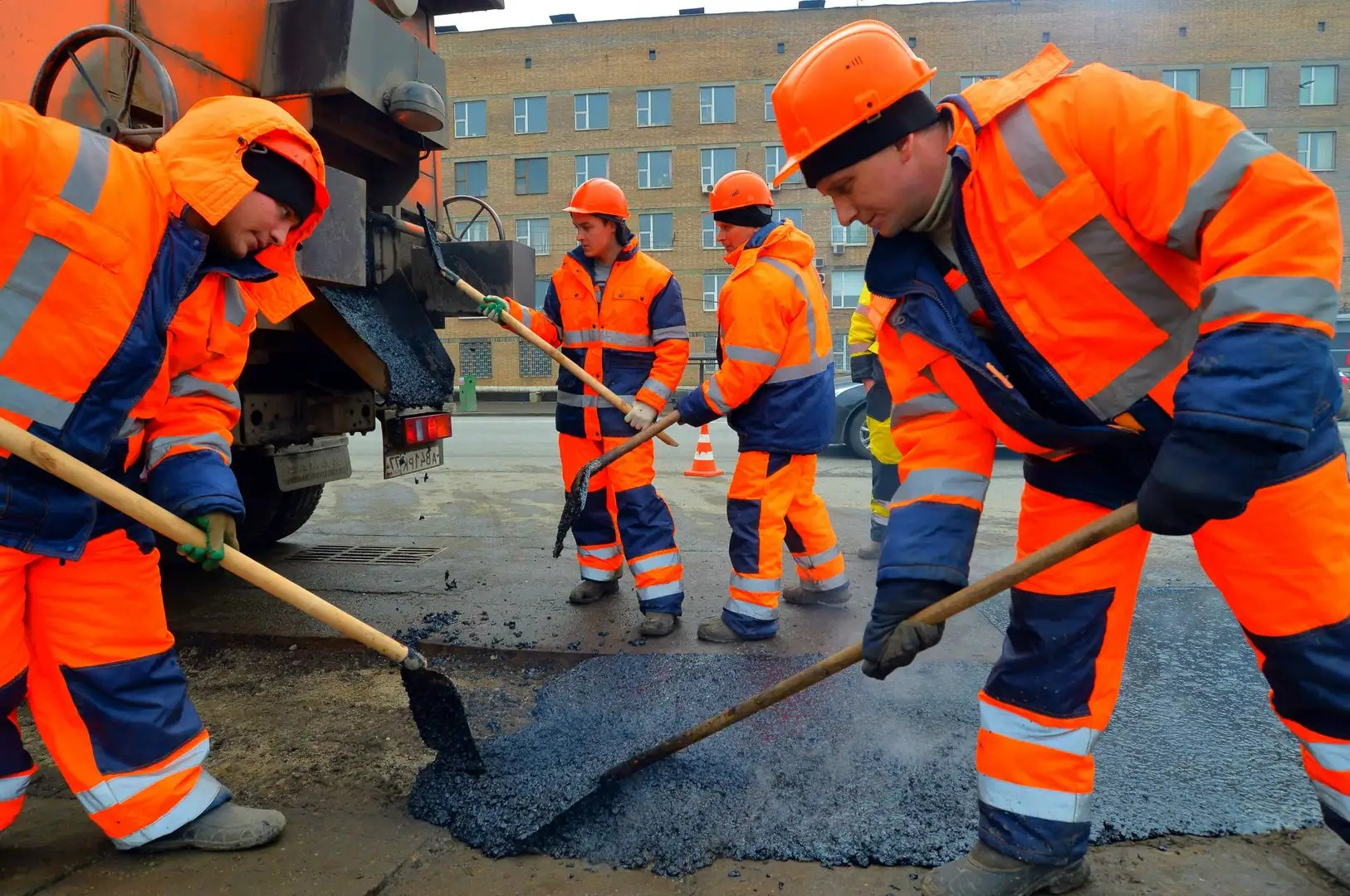 моде дорожный рабочий картинки нашем