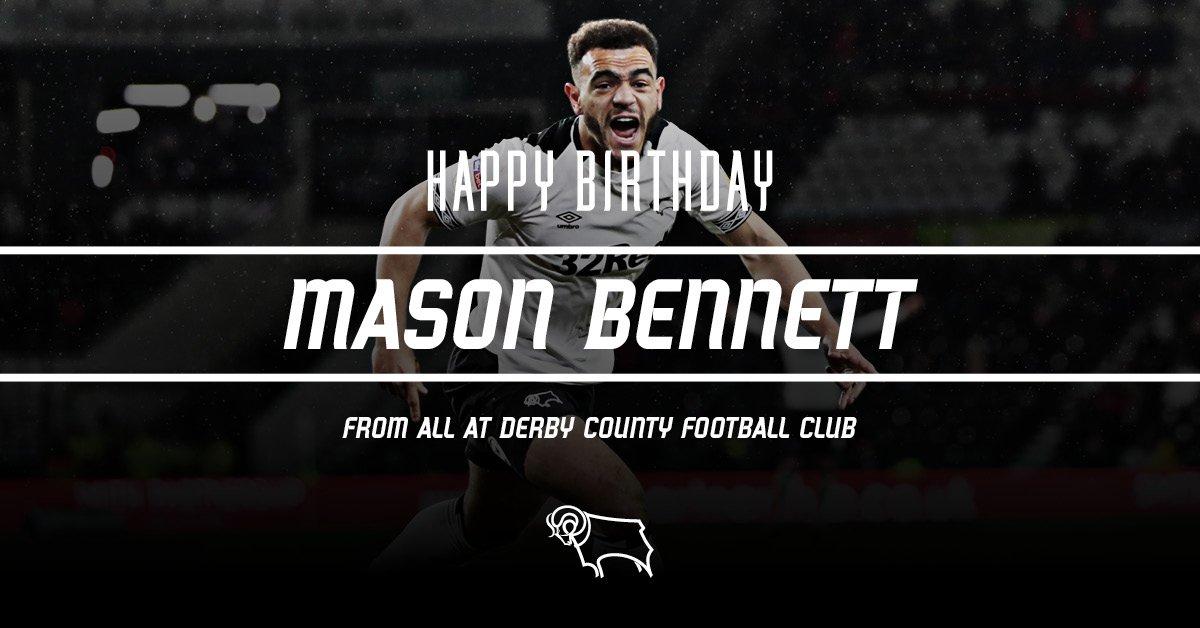 Happy birthday, @MasonBennett20! 🥳 One of our own. 👊