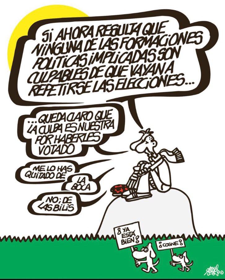 Viñeta publicada en @el_pais, en 2016