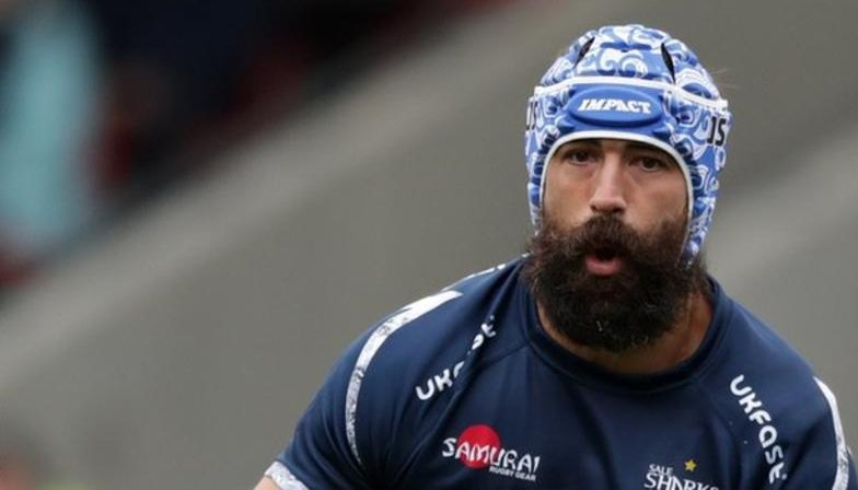 Sale Sharks back row Josh Strauss has left the club with a season remaining on his three-year contract.Full story 👉https://bbc.in/2O5oHgC #bbcrugby