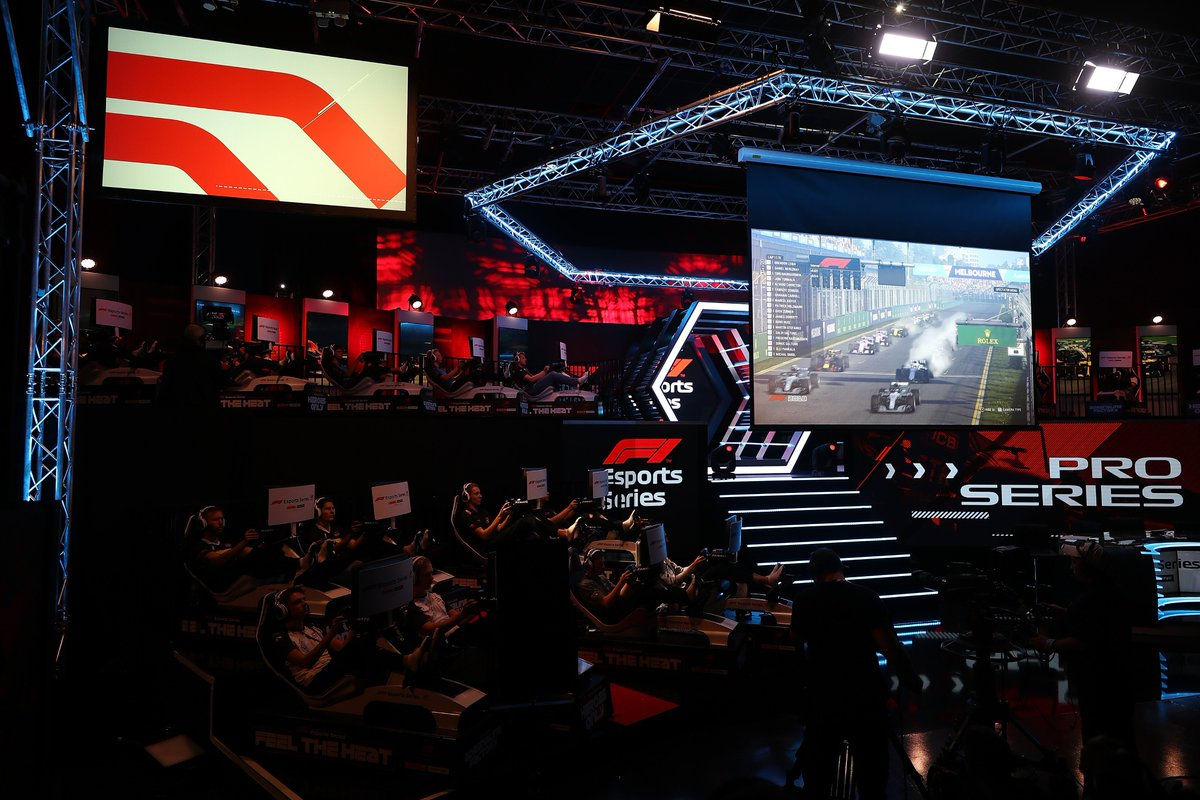 F1 Esports: the 2019 Pro Draft is approaching 👉https://win.gs/2YObCtb