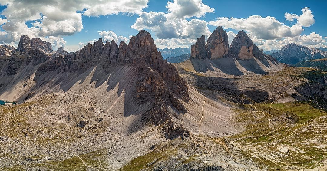 Your #summer in the #Dolomites