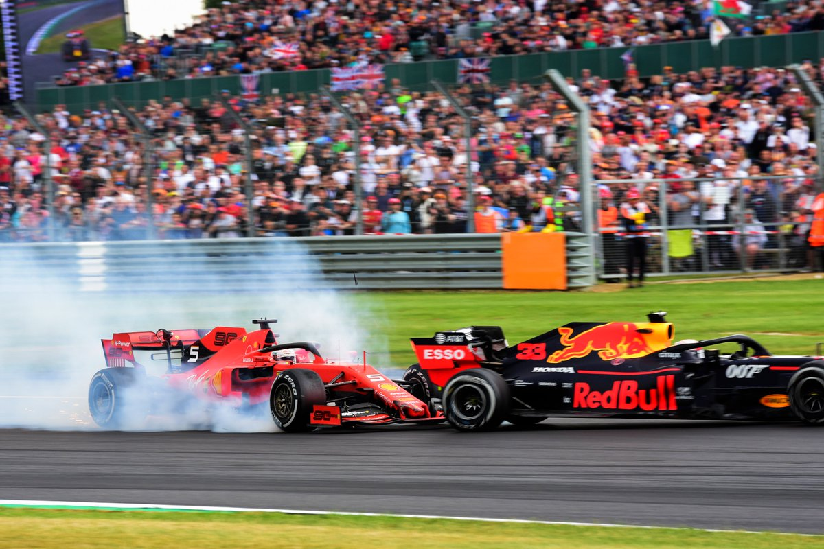 Lots of talking points after the #BritishGP... and we're all ears! 👂  Drop us your questions using #F1Inbox, and we'll bring you answers and analysis from our panel of experts later in the week 🤓