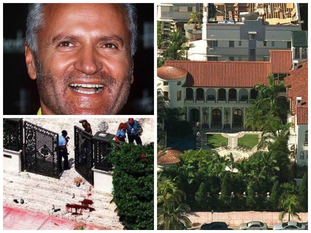 Connie Landro Ar Twitter Today In History July 15th 1997 Fashion Designer Gianni Versace Was Shot To Death 50 Year Old Versace Was Murdered In His South Beach Home In Miami