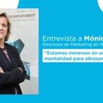 Image for the Tweet beginning: Entrevista a Mónica Torrecilla, directora