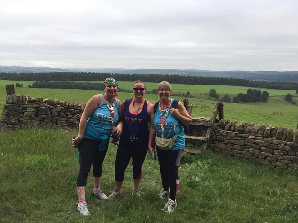 """.@UltraChallenges """"Nothing can prepare you for the hills you have to climb in Derbyshire!"""" ⛰️⛰️ @tomthecanary #MondayMotivation the magnificent #TeamBainbridge did the Peak District #UltraChallenge at the weekend! 👊👏😍👏👊 http://bit.ly/team_bainbridge"""