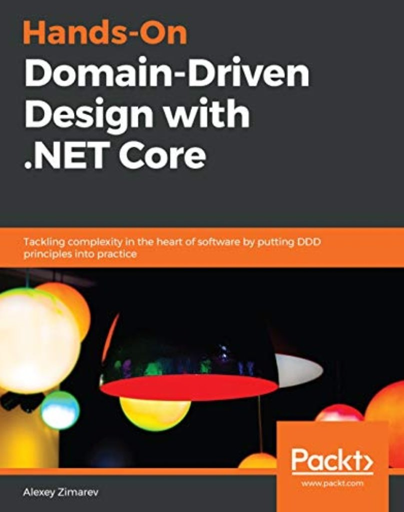Just finished @Zimareff's #CQRS/#EventSourcing book and there's nothing better out there. Don't let the #DDDesign title fool you. An enthusiastic 5 stars and review coming up on Amazon!  No matter what language you program in, THIS IS A MUST HAVE!  https://www.amazon.com/dp/B07C5WSR9B/ref=cm_sw_r_cp_awdb_t1_8YflDbBMWX7YT …