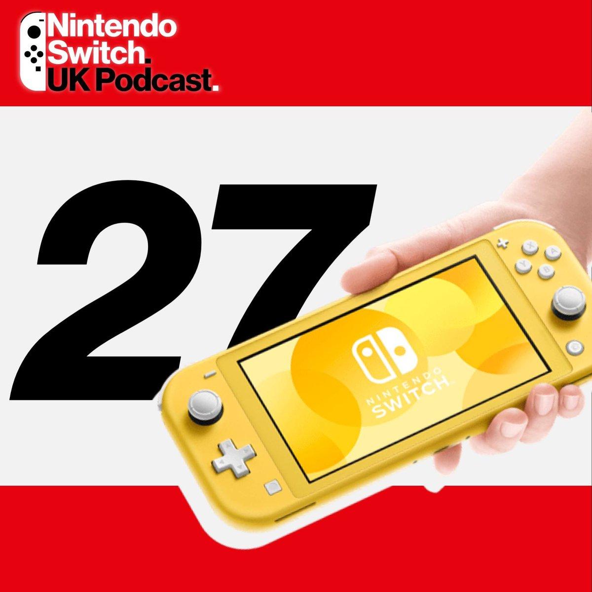 Nintendo Switch UK Podcast (@NSUKPodcast)   Twitter