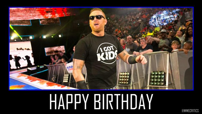Happy 36th Birthday to Superstar Heath Slater.