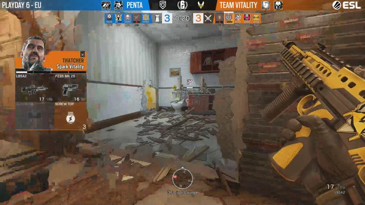 Image for the Tweet beginning: .@BiBoo_R6 might have scored a