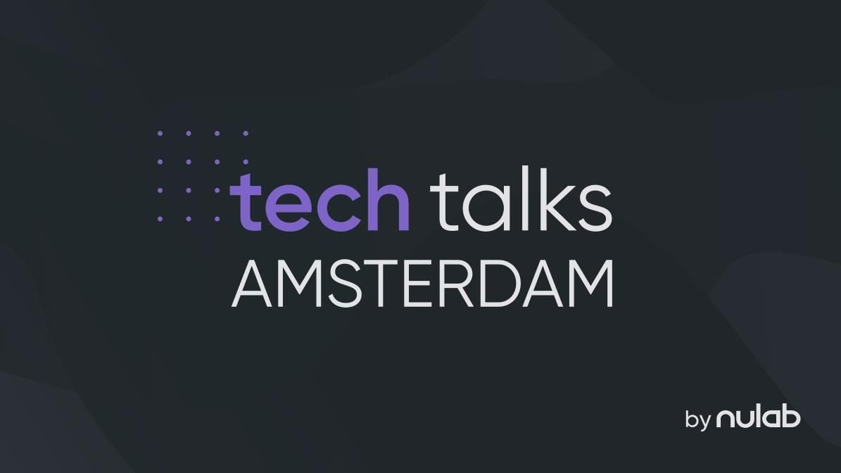Only a few hours left to register for @nulabinc next #meetup in #Amsterdam about #security in software engineering. Special guests: @PhilippeDeRyck and @BrianVerm! https://nulab.co/2Xi5Tz4 #cybersecurity #Nulab