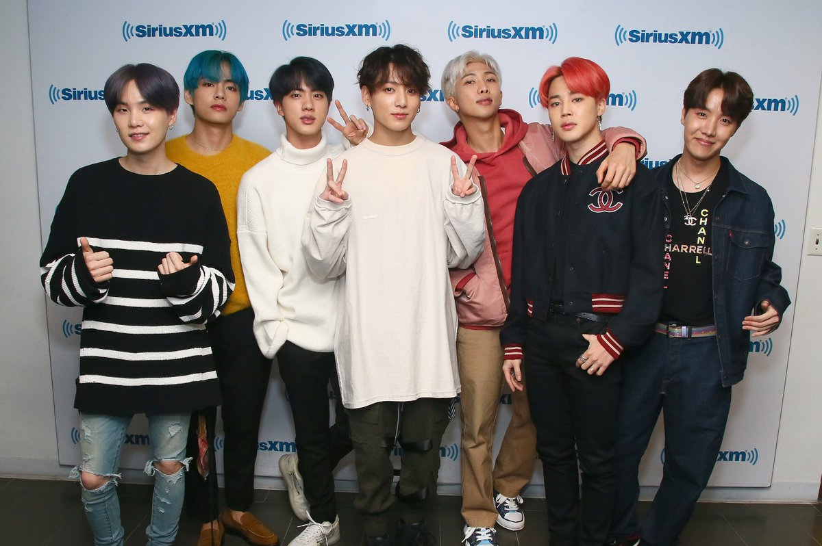 Are you part of the @BTS_twt #ARMY yet? Theres a reason why the band has sold millions of albums and could generate $37 billion in economic value for South Korea in the next 10 years. cnb.cx/32plL1z